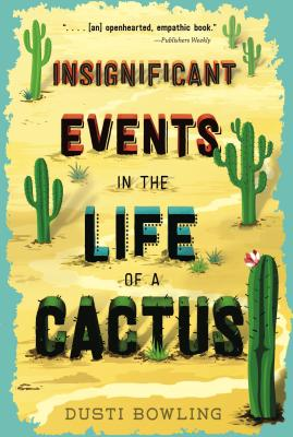 Insignificant Events in the Life of a Cactus, Volume 1 Cover Image