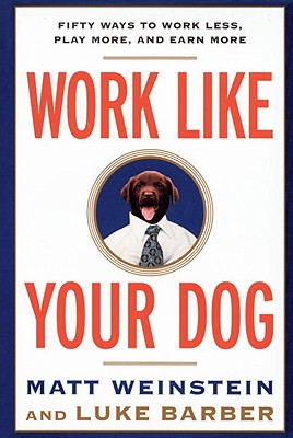 Work Like Your Dog Cover