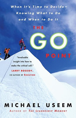 The Go Point Cover