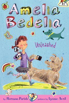 Amelia Bedelia Unleashed Cover