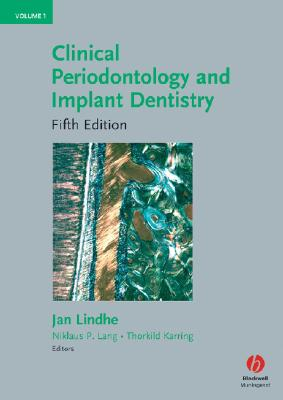 Clinical Periodontology and Implant Dentistry, 2 Volumes Cover Image