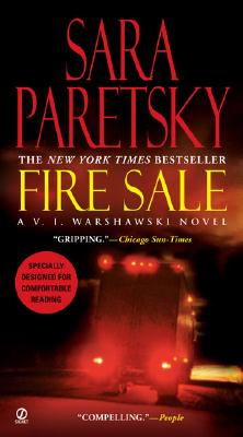 Fire Sale (A V.I. Warshawski Novel #12) Cover Image
