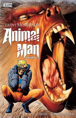 The Animal Man Omnibus Cover