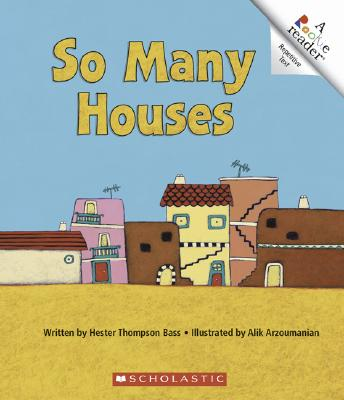 So Many Houses Cover