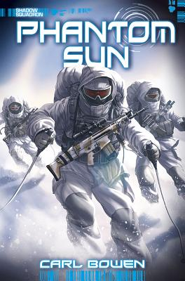 Phantom Sun (Shadow Squadron #6) Cover Image
