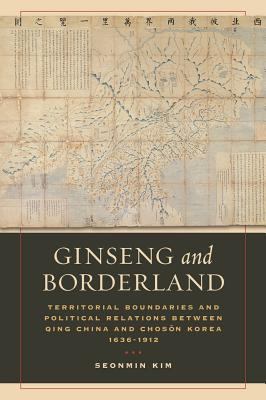 Cover for Ginseng and Borderland