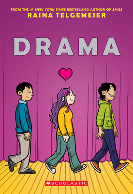 Drama book with link to order