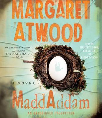 MaddAddam Cover