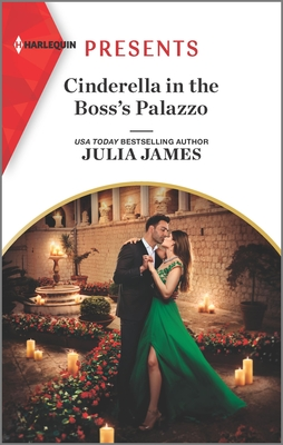 Cinderella in the Boss's Palazzo Cover Image