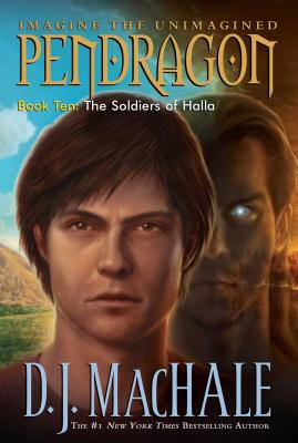 Cover for The Soldiers of Halla (Pendragon #10)