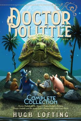 Cover for Doctor Dolittle The Complete Collection, Vol. 4