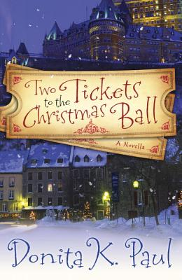Two Tickets to the Christmas Ball Cover