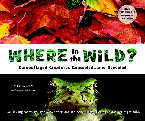 Where in the Wild? Cover