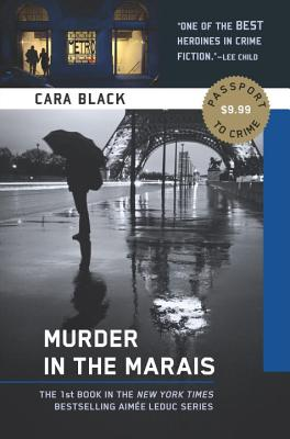 Murder in the Marais Cover
