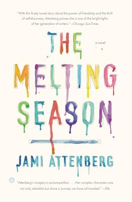 The Melting Season Cover