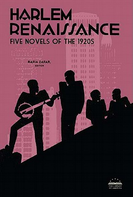 Harlem Renaissance: Five Novels of the 1920s (LOA #217): Cane / Home to Harlem / Quicksand / Plum Bun / The Blacker the Berry (Library of America Harlem Renaissance Novels Collection #1) Cover Image