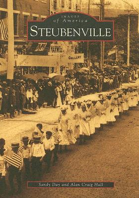 Cover for Steubenville (Images of America (Arcadia Publishing))