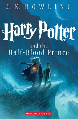 Harry Potter and the Half-Blood Prince (Book 6) Cover Image