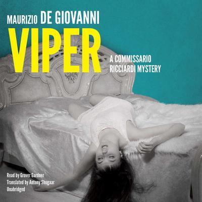 Viper Lib/E: No Resurrection for Commissario Ricciardi Cover Image