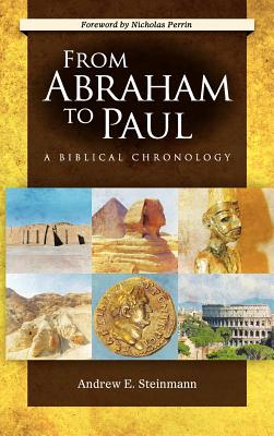 From Abraham to Paul: A Biblical Chronology Cover Image