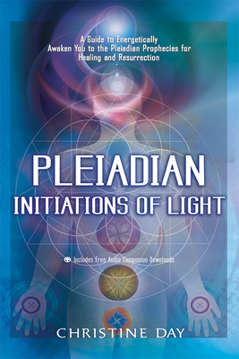Pleiadian Initiations of Light Cover
