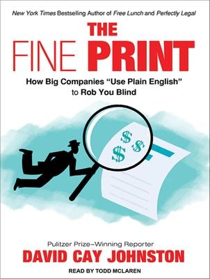 The Fine Print Cover