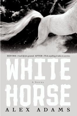 White Horse Cover