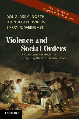 Violence and Social Orders Cover Image