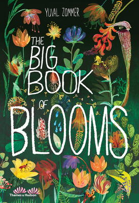 Big Book of Blooms (The Big Book Series) Cover Image