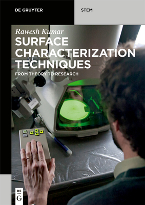 Surface Characterization Techniques: From Theory to Research Cover Image