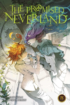 The Promised Neverland, Vol. 15 Cover Image
