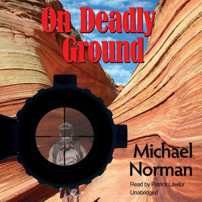 On Deadly Ground Cover