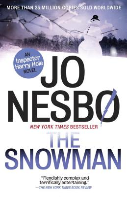 The Snowman: A Harry Hole Novel (7) (Harry Hole Series) Cover Image