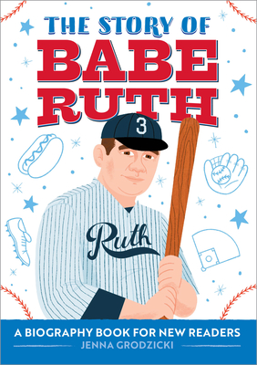 Cover for The Story of Babe Ruth