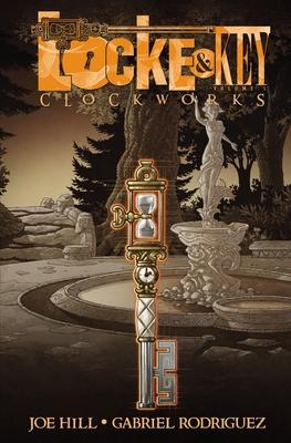 Locke & Key, Vol. 5: Clockworks Cover Image