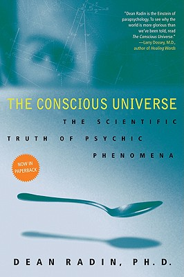 The Conscious Universe Cover