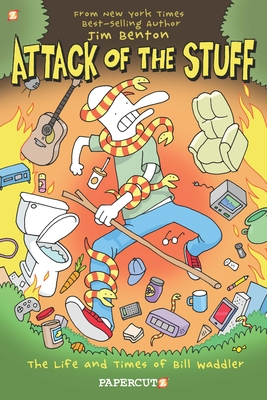 Attack of the Stuff Cover Image