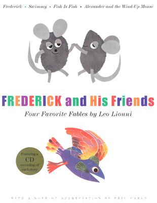 Frederick and His Friends Cover