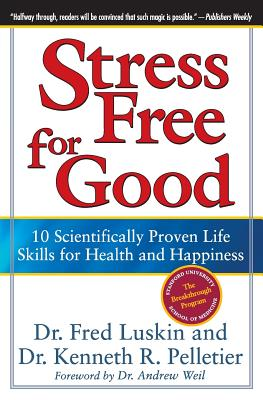 Cover for Stress Free for Good
