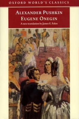 Cover for Eugene Onegin