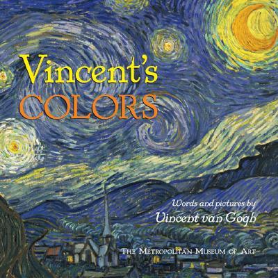 Vincent's Colors Cover