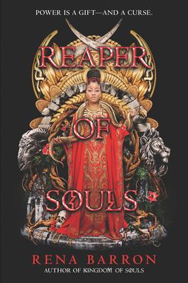 Reaper of Souls (Kingdom of Souls #2) Cover Image