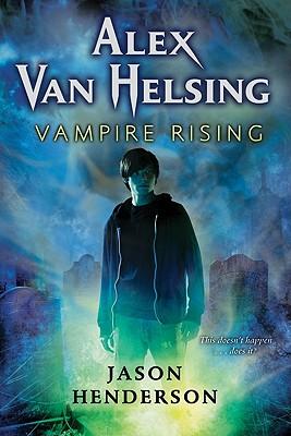 Vampire Rising Cover