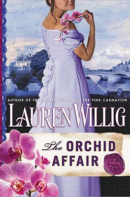 The Orchid Affair Cover