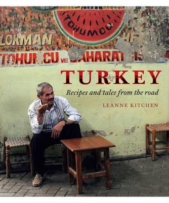 Turkey: A Food Lover's Journey Cover Image