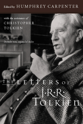The Letters of J.R.R. Tolkien Cover Image