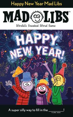 Happy New Year Mad Libs Cover Image