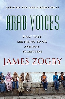 Cover for Arab Voices