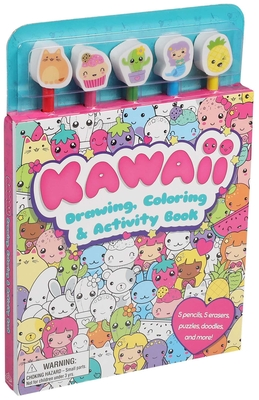 Kawaii Pencil Toppers Cover Image