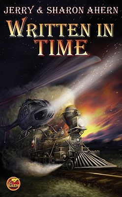 Written in Time Cover Image